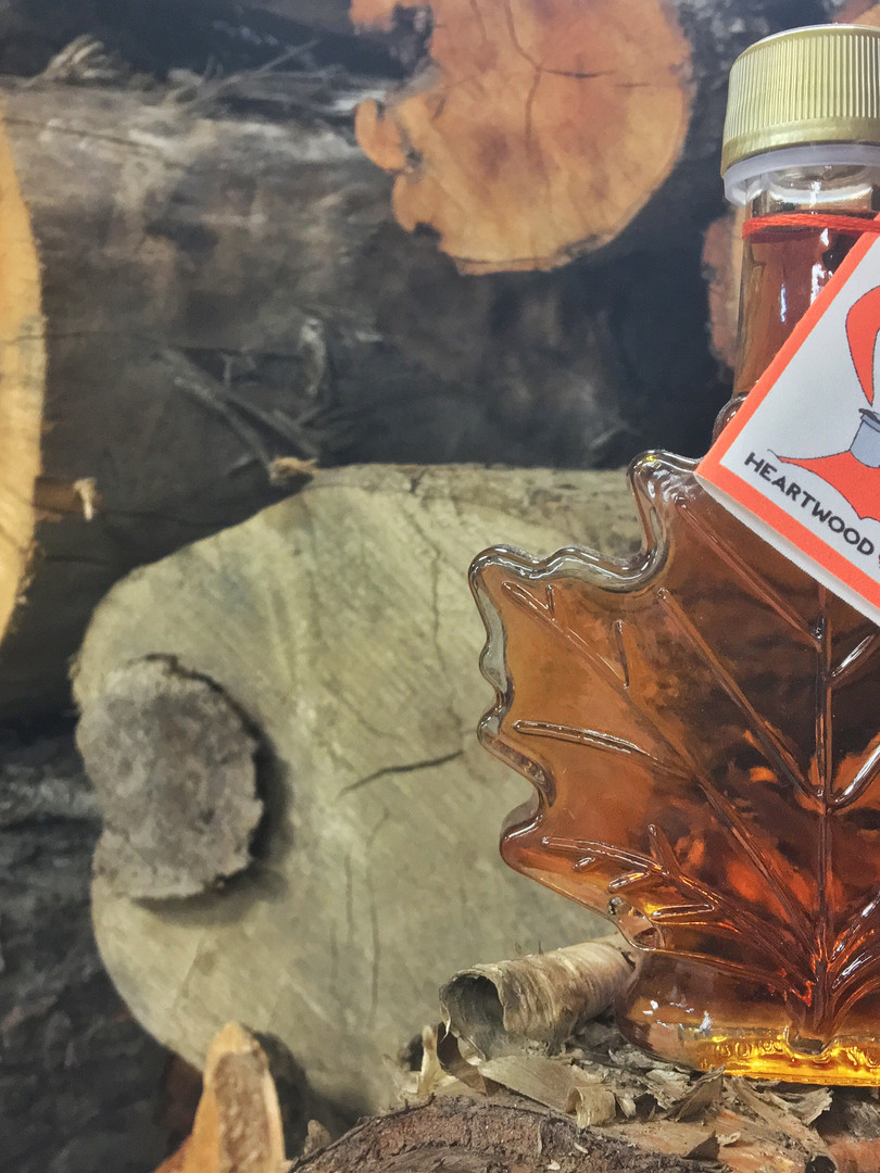 Heartwood Maple maple syrup
