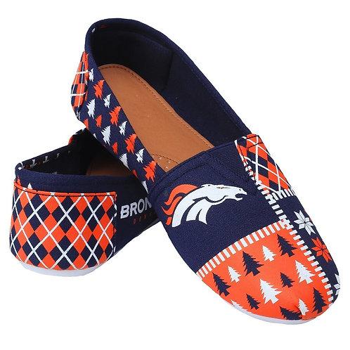 Sapatilha tema NFL Broncos