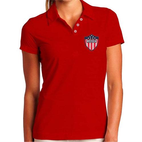 Camiseta Pólo Personalizada com emblema ou bandeira do seu Clube ou País