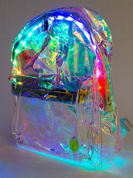 Mochila Holografic Light