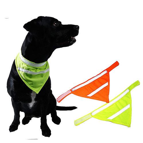 Bandana Reflexiva para Cães