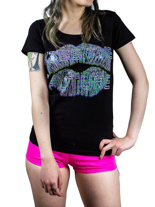 Camiseta Cyberdog especial de algodão Kiss the Future