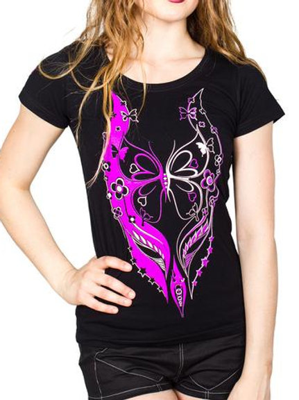 Camiseta Casual Blossom