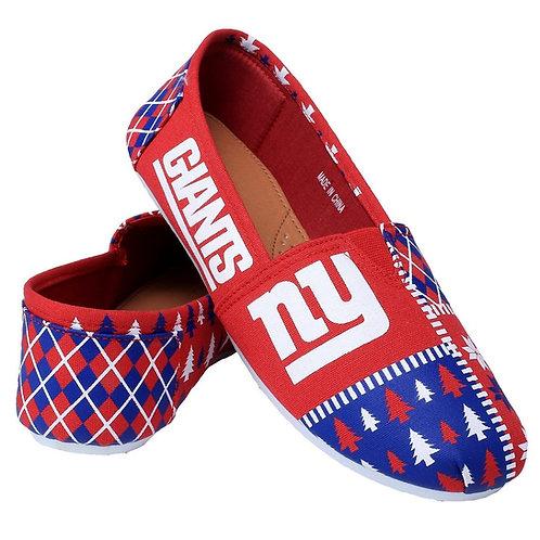 Sapatilha tema NFL NY Giants
