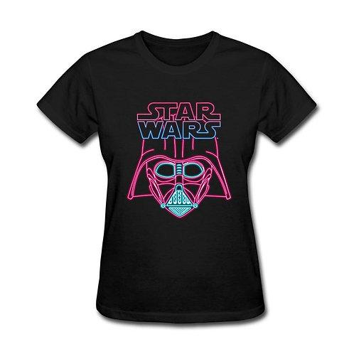Camiseta algodão Darth Vader
