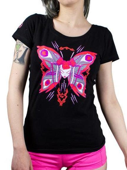 Camiseta Cyberdog com estampa especial Flutter
