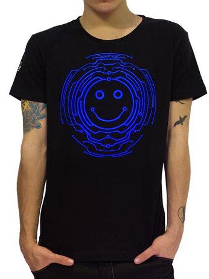 Camiseta Cyberdog com estampa especial Tec-Face