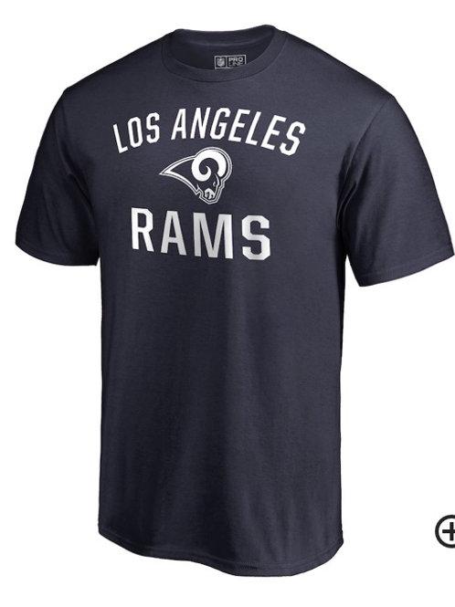 Camiseta Casual OTS NFL Los Angeles Rams
