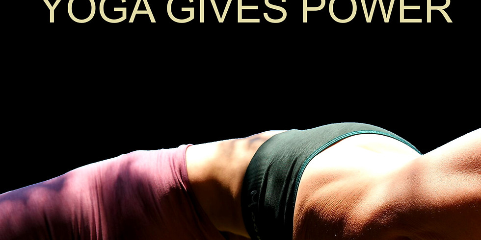 Yoga Gives Power