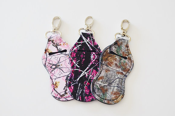 The SMALL ESSENTIAL CLIP (camo 3 pack)