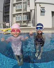 Private Swimming Lesson | Sharkies Swim School | Private Swimming Lesson for Kids