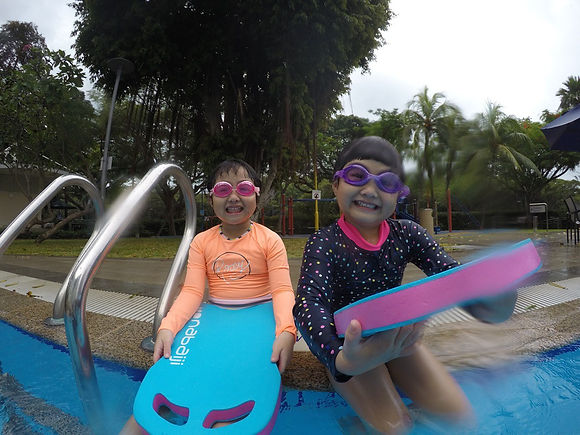 Kids Swimming Lessons | Private Swimming Lesson Singapore