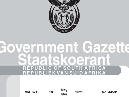 An explanatory memorandum from the dtic | 18 May 2021