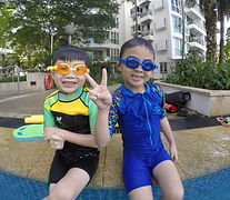 Private Swimming Lessons Singapore | Kids Swimming Lessons