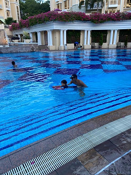 Private Swimming Lesson | SSI | Swim Teacher