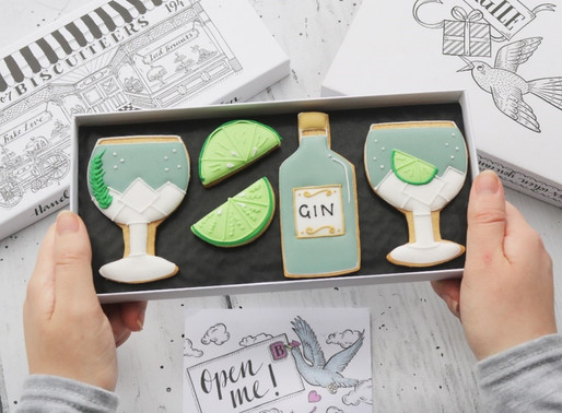 Gin with a twist…