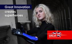 Hero Arm - Open Bionics