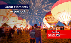 Balloon Fiesta Bristol