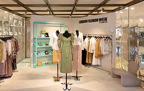 London Fashion Week in Paris
