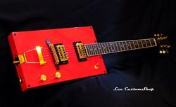 Сигарбокс гитара BloodyMary