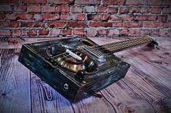 "Сигарбокс гитара ""Old Glory"""