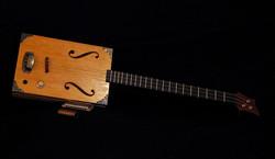 Сигарбокс гитара Cinderella