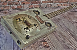 """Сигарбокс гитара """"Milky Way"""""""