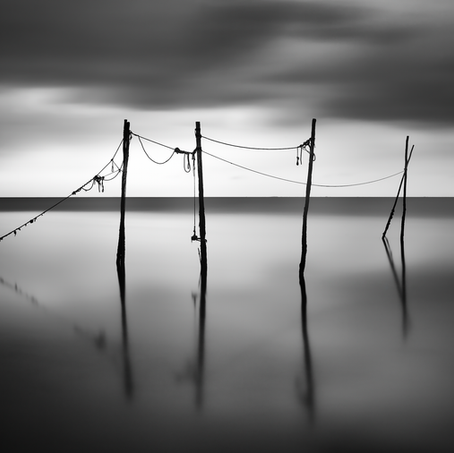 Fishing Light ZW, Afsluitdijk, Noord-Holland, The Netherlands