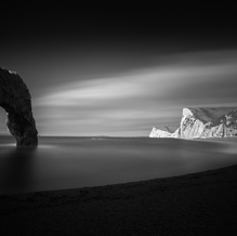 Through Time, Durdle Door, Jurassic Coast, England