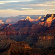 Awakening, Moran Point, Grand Canyon, Arizona, USA, 2008