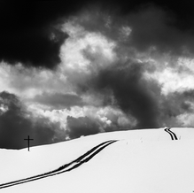 Beyond, Passo Rolle, Dolomites, Italy, 2013