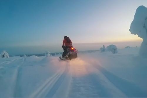 Camerawork Arctic Challenge
