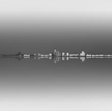 Honorable Mention Tokyo International Foto Awards 2019, skyline Vlissingen II, Netherlands