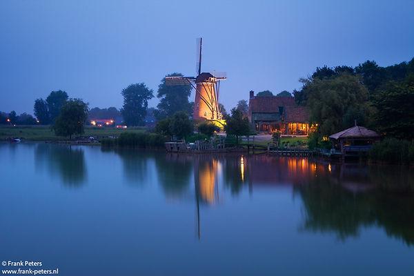 Molen Schoondijke, Zeeuws-Vlaanderen, Nederland