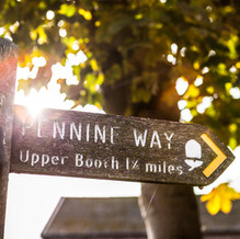 Pennine Way, Peak District, England
