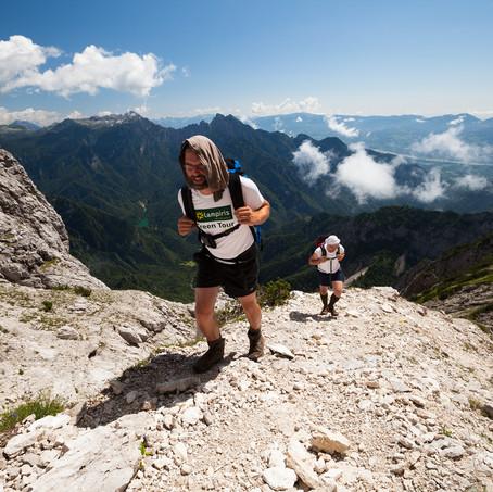 Suffering in the Dolomites, Parco Nazionale delle Dolomiti Bellunesi, Italy
