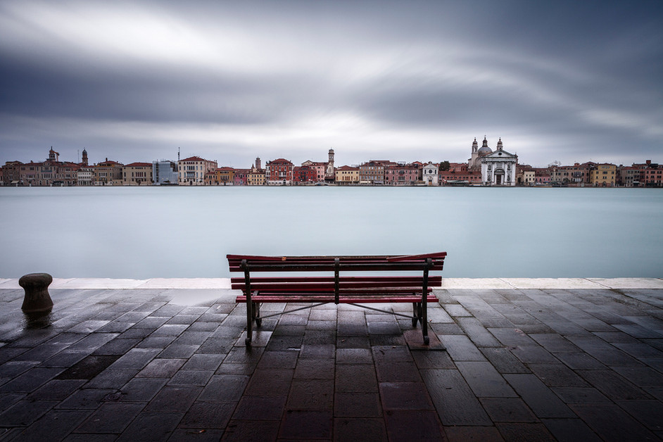 Sold skyline of Venice as a limited edition fine art print