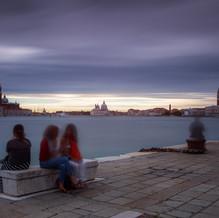 Lively, Venice, Italy