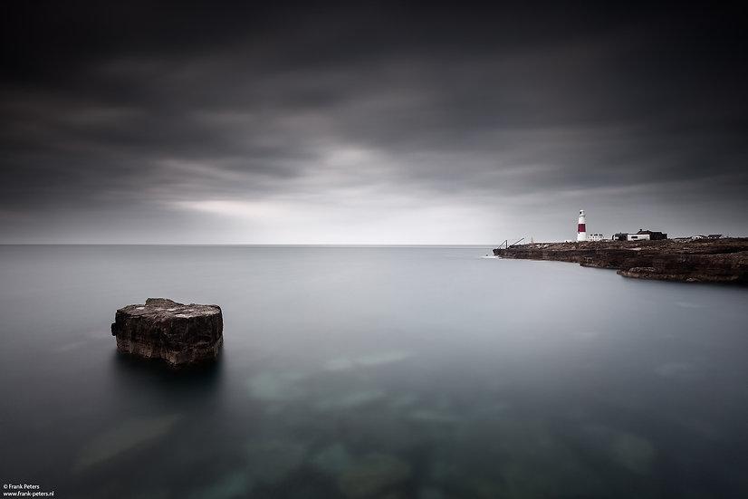 Portland Bill Lighthouse, Jurassic Coast, England