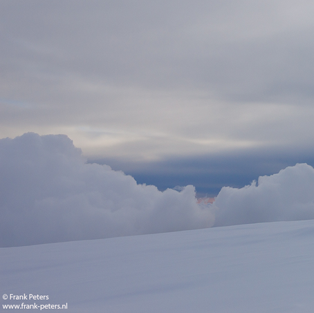 Mystic Atmosphere, Dôme du Goûter, Mont Blanc, France, 2014