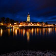 Skyline Deventer, Overijssel, The Netherlands, 2016