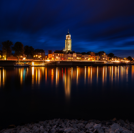Skyline Deventer, Overijssel, The Netherlands, 2016