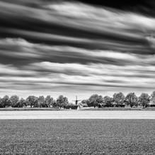 Windmill, Zeeuws-Vlaanderen, Netherlands, 2020