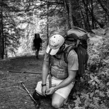 Breakdown, Passo Cereda, Bellunese Dolomites, Italy