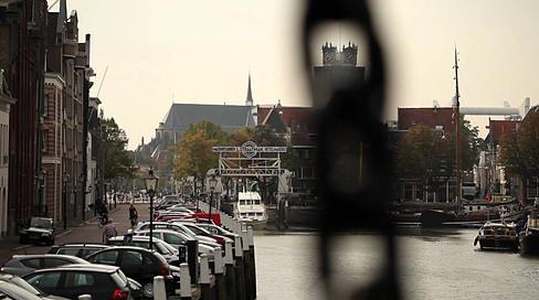 Camerawerk, montage, regie, presentatie docu Grote Kerk Dordrecht