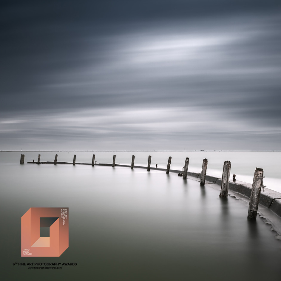 3rd place and Nominees in Fine Art Photography Awards