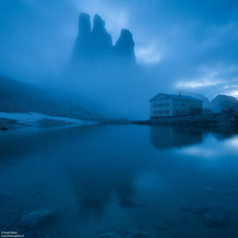 Vajolet Blues, Vajolet Towers, Dolomites, Italy