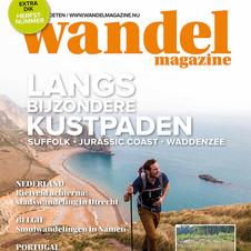 Voorpagina, Wandel Magazine