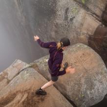 The Step, Kjerag Boulder, Lysefjord, Norway