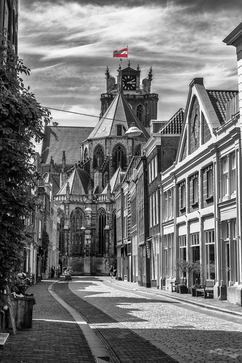 Grotekerksbuurt Dordrecht